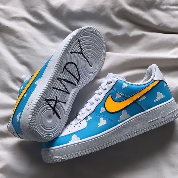 Toy Story Customs Air Force | Poshmark
